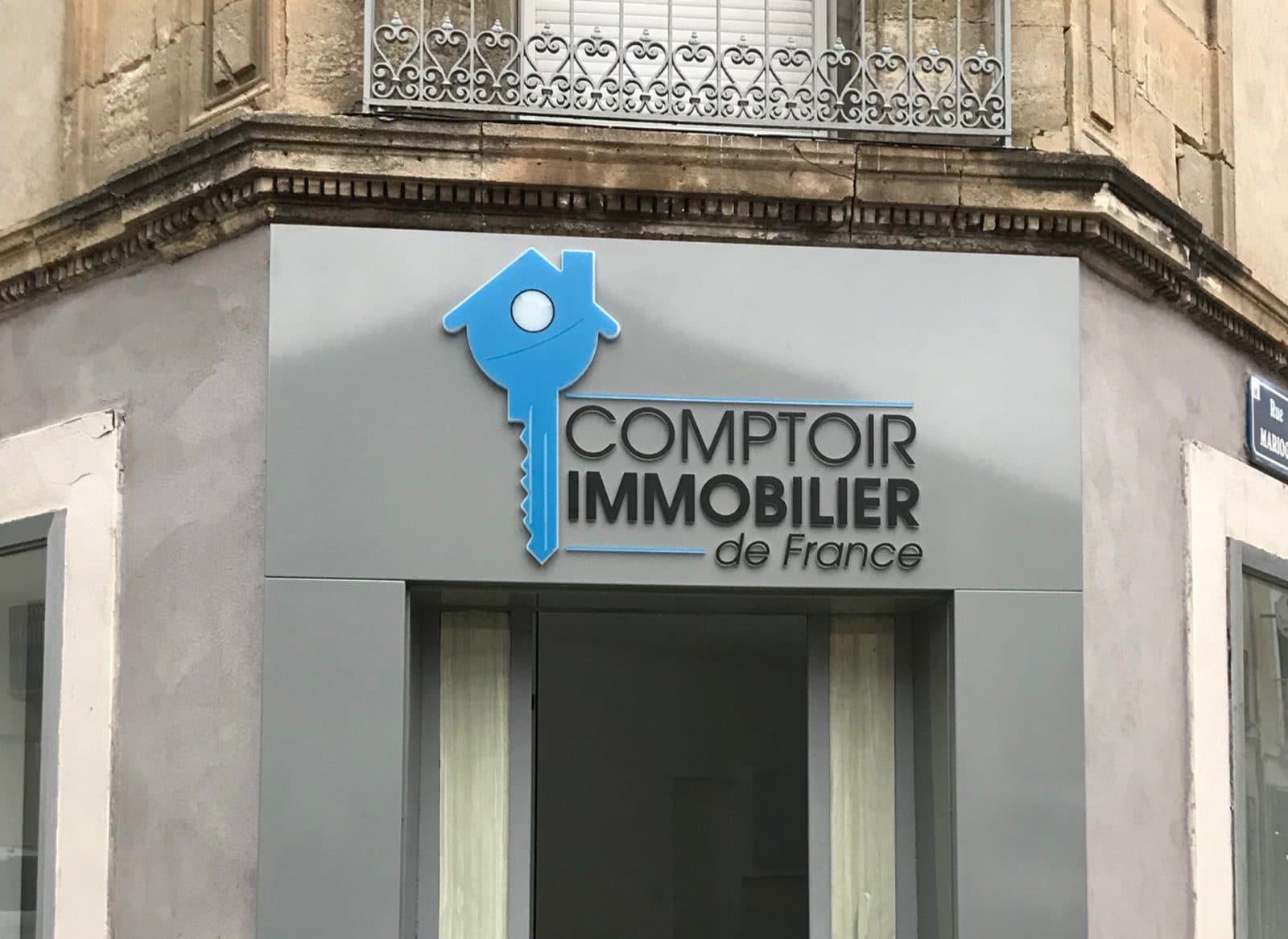 Comptoir Immobiler de France
