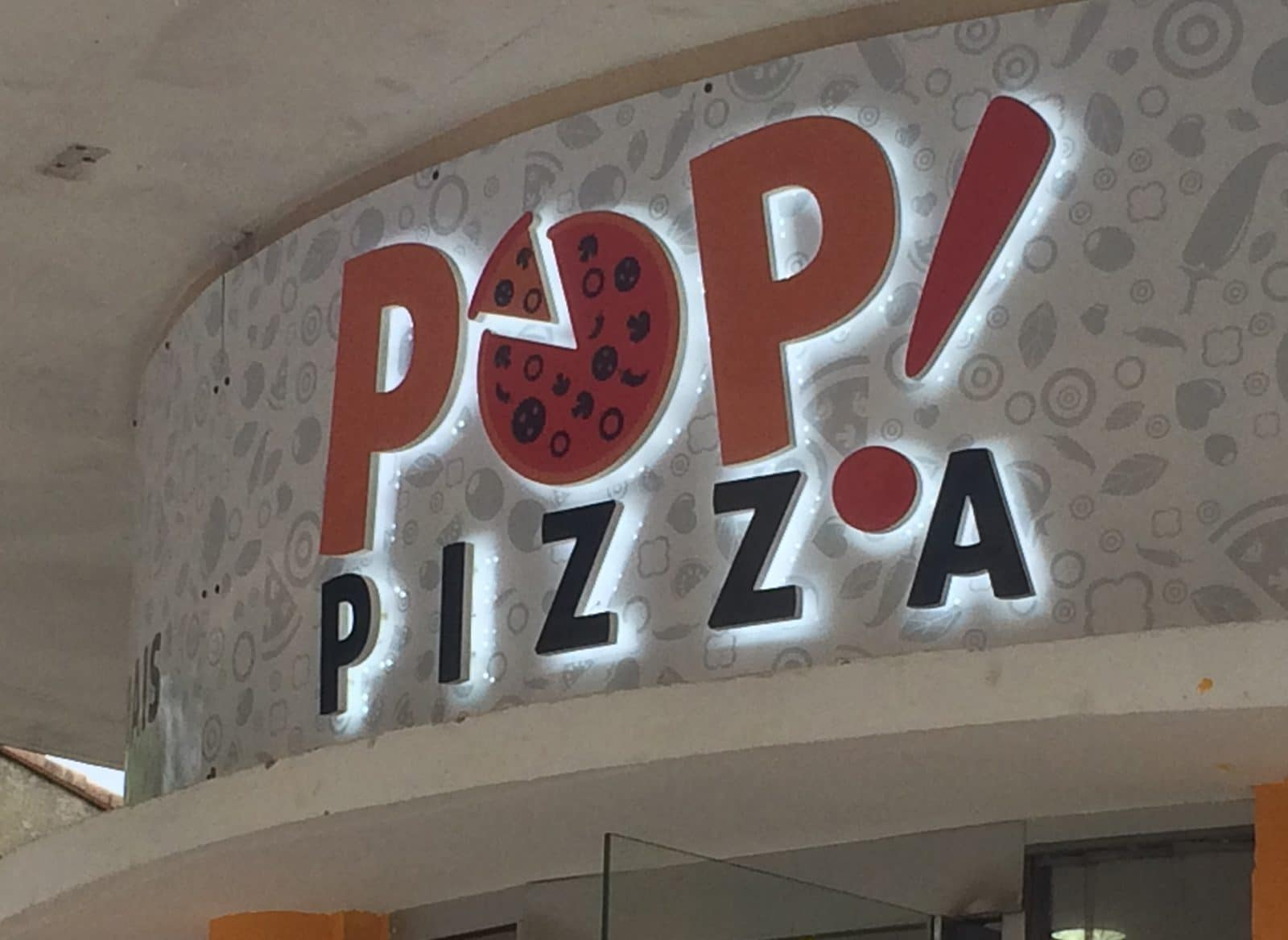 Pop PIzza