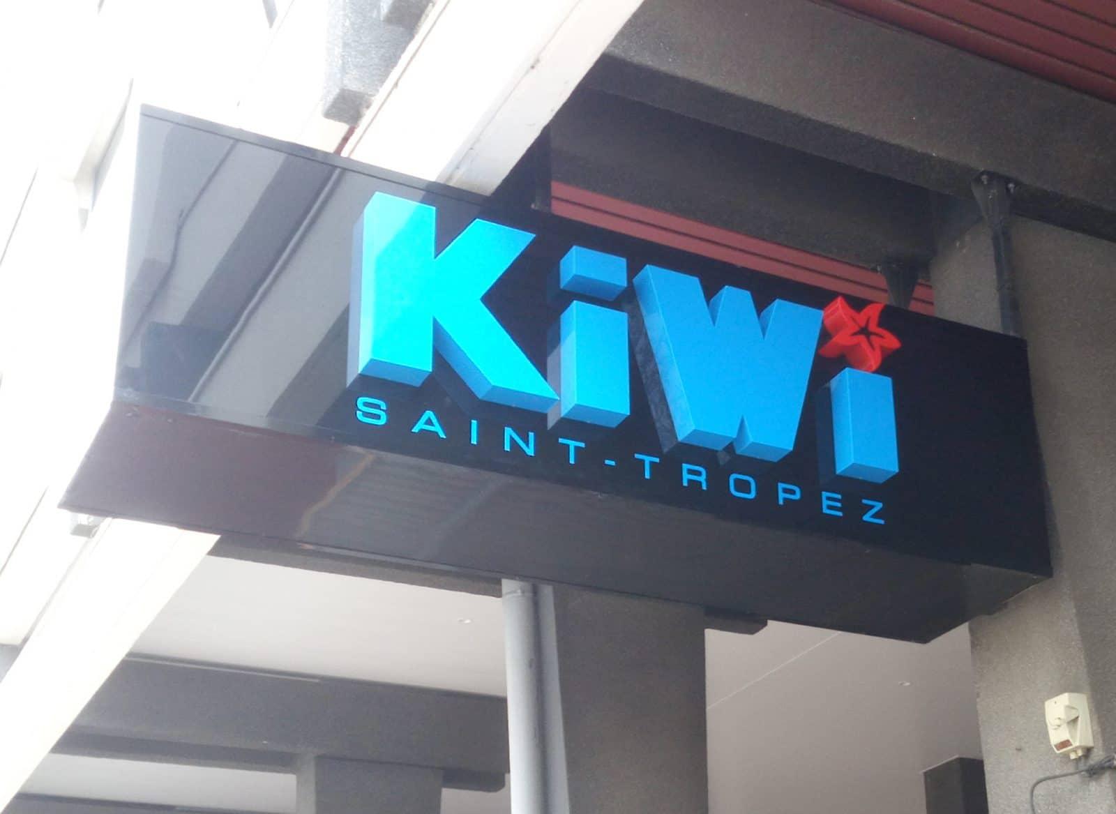 Kiwi - Saint-Tropez