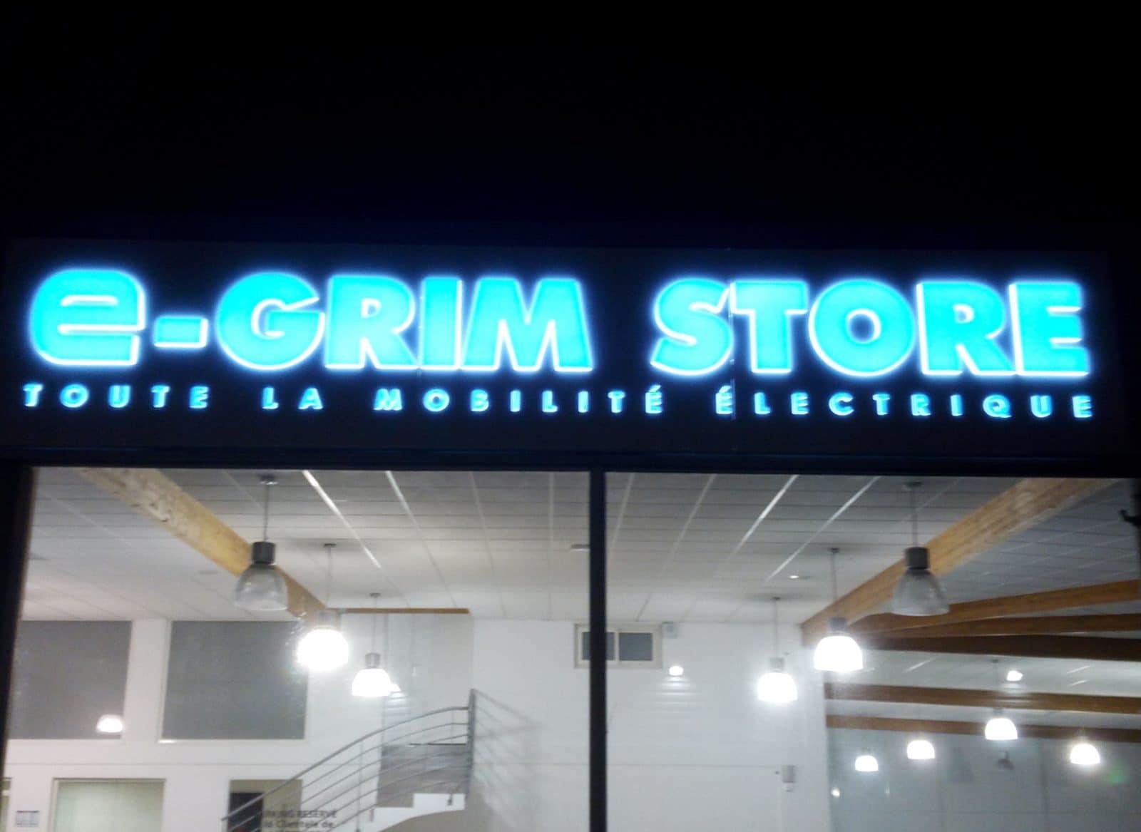 E-Grim Store