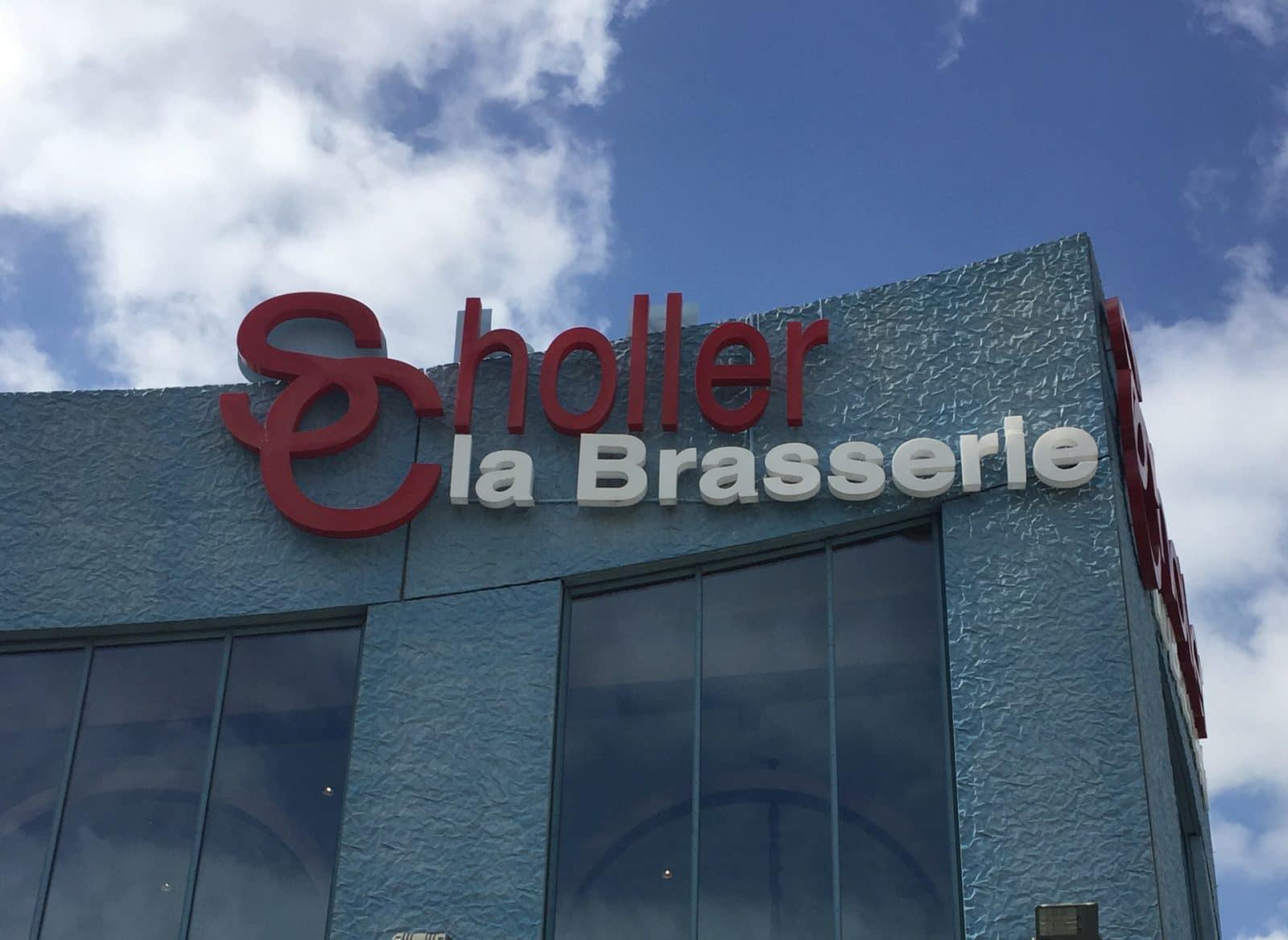 Scholler - La brasserie