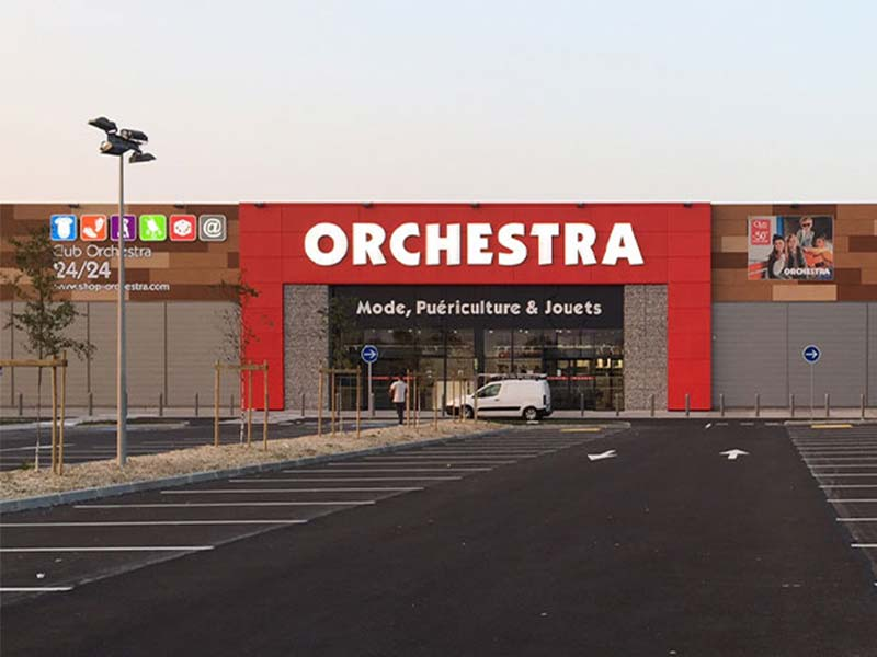 Orchestra - Saint-Aunès